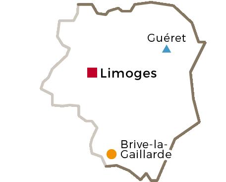Le Cnam en région Limousin